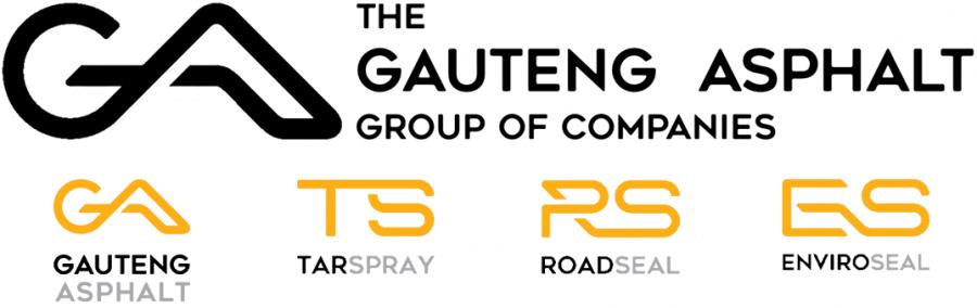 Gauteng Asphalt Logo